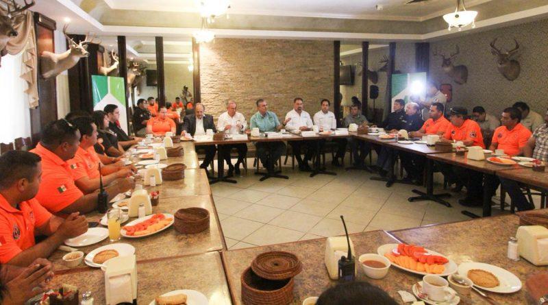 Reconocen trabajo de Protección Civil de Apodaca