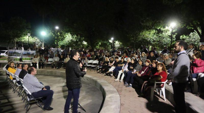 Entrega Monterrey tercer parque rehabilitado en Distrito Tec