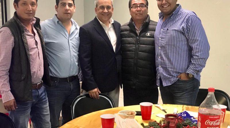 Socios de la CMIC de Matamoros se alistan para el Observatorio Ciudadano
