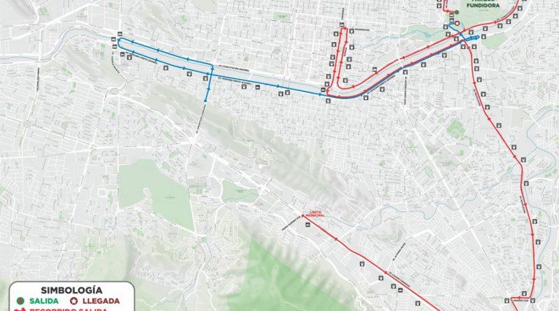 Cerrarán calles del Centro y Sur de Monterrey por carrera
