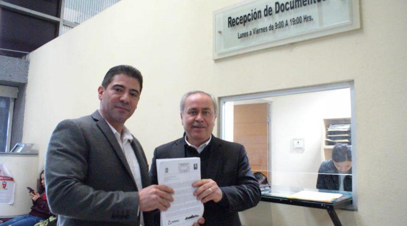 Solicitan Apodaca y Guadalupe aval del Congreso para delimitar territorios